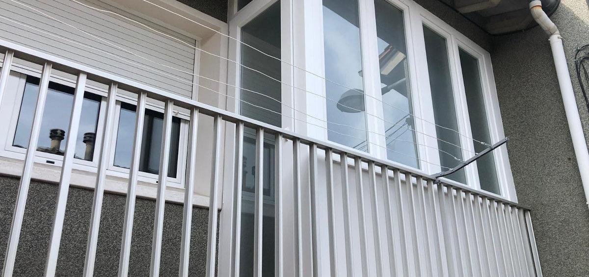Tancament balcó PVC